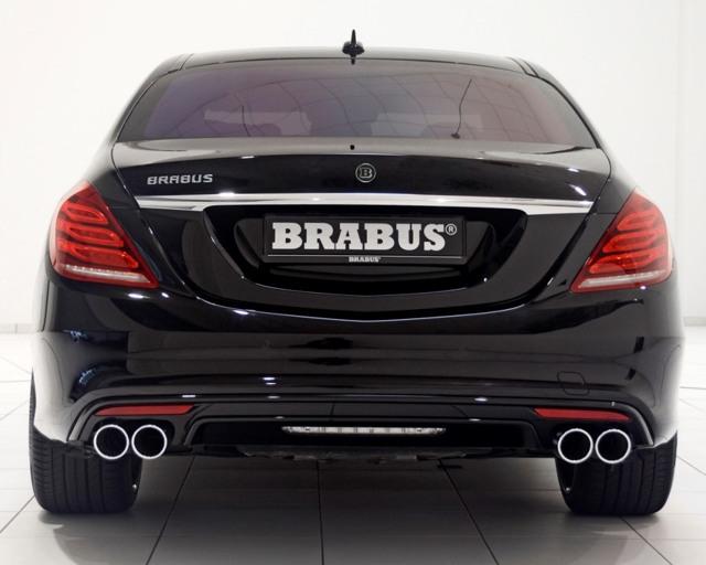 Тюнинг Mercedes S-Class 2014 от Brabus