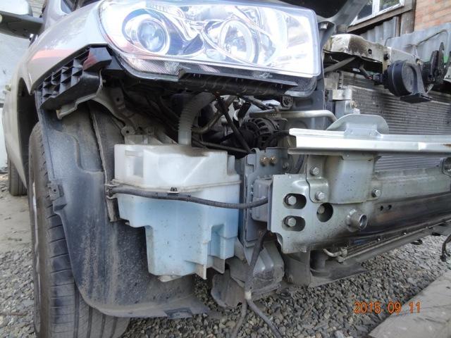 Снятие и установка переднего бампера Джили Эмгранд ЕС7
