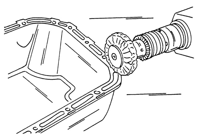 Замена масляного поддона и уплотнителя на Фольксваген Поло 5 седан 1.6