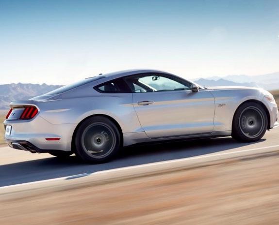 Ford Mustang 2015 – обновленный Форд Мустанг