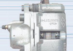 Замена заднего тормозного цилиндра на Рено Логан 2