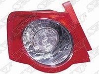 Замена заднего комбинированного фонаря на Фольксваген Пассат Б6