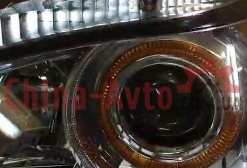Замена ламп Джили МК (МК Кросс)