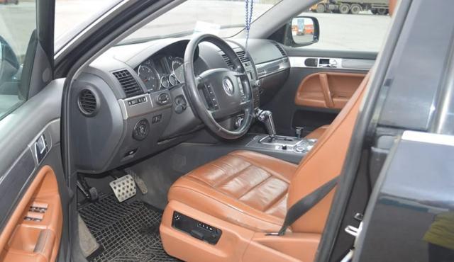 Volkswagen Touareg 2014 - новый Туарег от Фольксваген