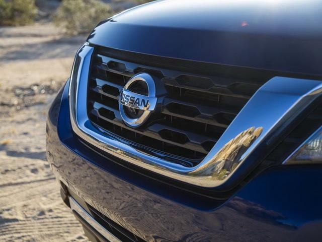 Nissan Pathfinder 2016-2017: характеристики, фото и видео