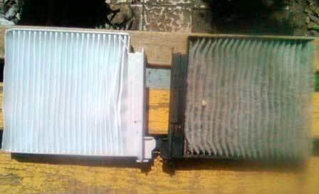 Замена салонного фильтра на Рено Дастер