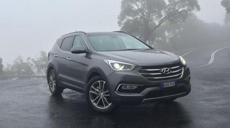 Hyundai Santa Fe 2016: информация про новинку