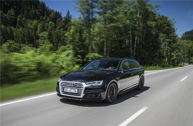 Тюнинг Audi A4 Avant от ABT