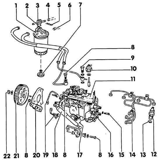 Замена топливного модуля и насоса на Фольксваген Поло 5
