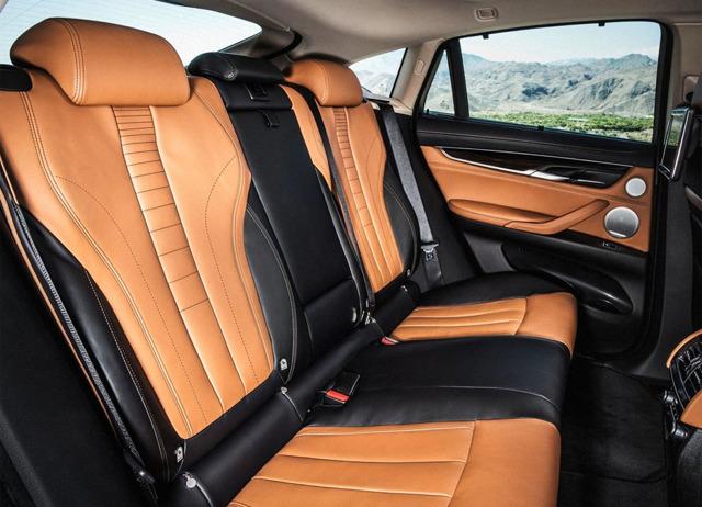 BMW X6 2014 - обновленный БМВ X6