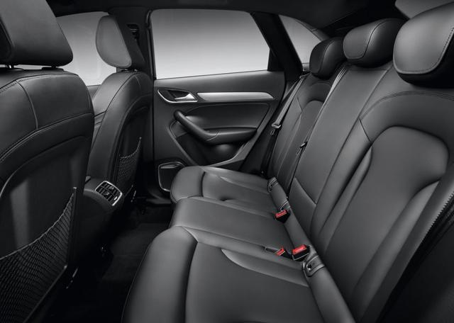 Новая Audi Q3 2013 [фото]
