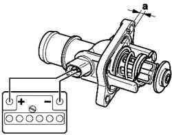 Замена термостата на Фольксваген Пассат Б6