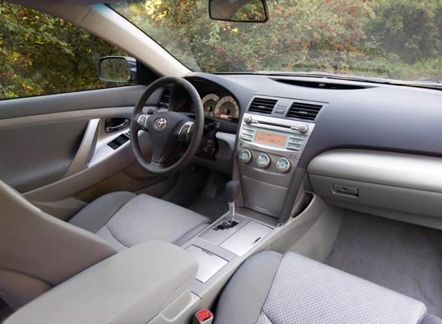 Технические характеристики Тойота Камри (XV40)