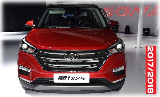 Hyundai Creta (ix25) 2016 - 2017: характеристики, фото, видео, цена