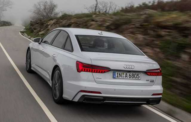 Audi рассекретила новый A6 2019 года