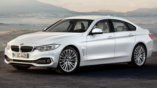Компания BMW официально представила 4-Series Gran Coupe 2014 [фото]