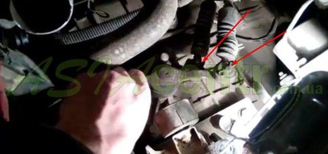 Замена рычага переключения передач Geely Emgrand EC7