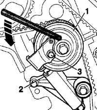 Проверка гидравлических толкателей Фольксваген Пассат Б5