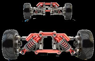 Замена задних амортизаторов Форд Фокус 3