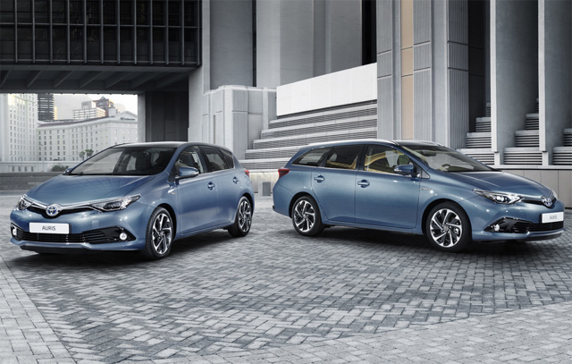 Обзор нового Toyota Auris (Аурис) 2015 - 2016 года