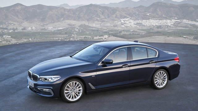 BMW 5 Series 2016: новые подробности и фото