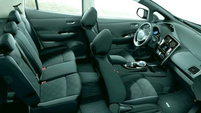 Обзор нового Nissan Leaf (Лиф) 2016 года