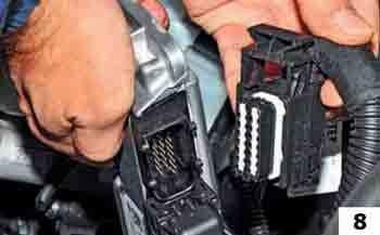 Замена ЭБУ автоматической коробки передач Фольксваген Поло седан