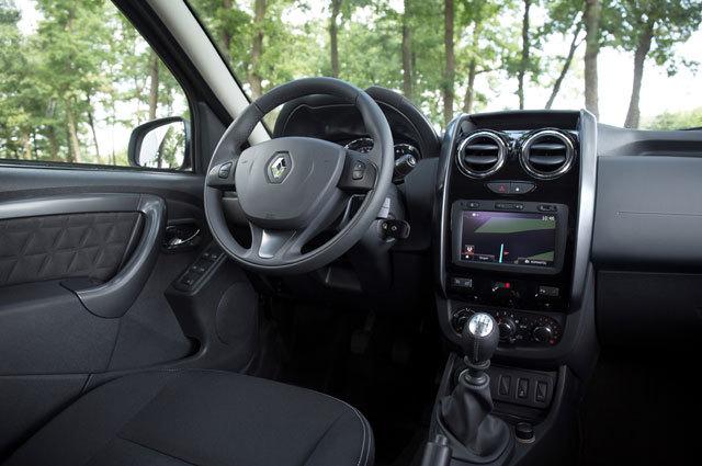 Устройство МКПП Renault Duster с 2010 г.в.