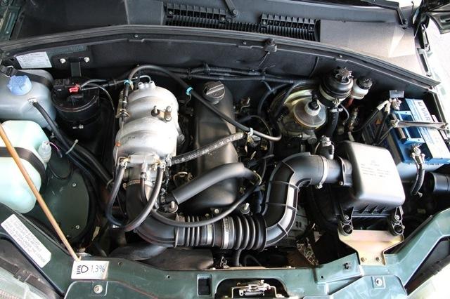 Двигатель Chevrolet Niva с 2009 г.в.