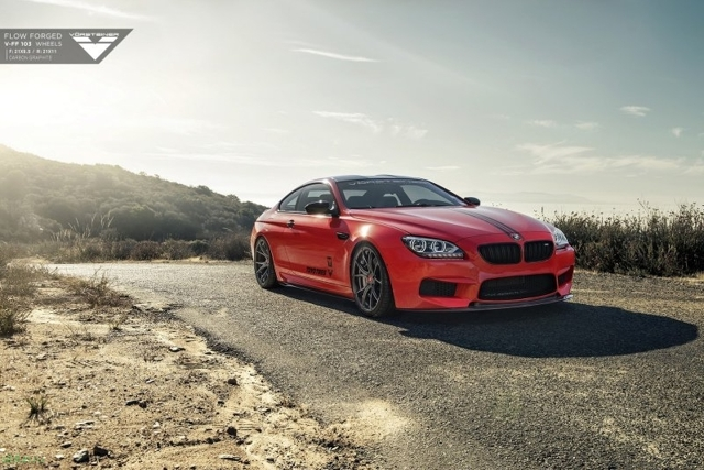 Тюнинг BMW M6 от Vorsteiner