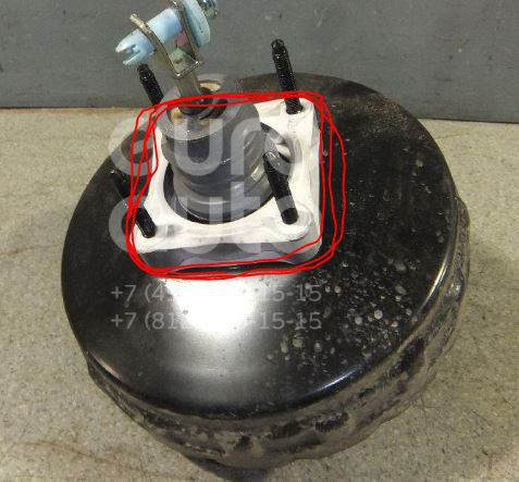 Замена бачка главного тормозного цилиндра Форд Фокус 3