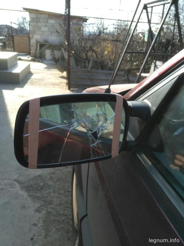 Замена бокового зеркала Фольксваген Пассат Б6