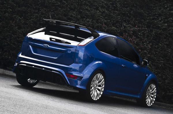 Тюнинг Ford Focus RS 2009 от Kahn Design