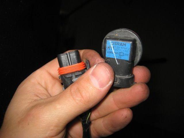Замена противотуманных/габаритных ламп Форд Фокус 3