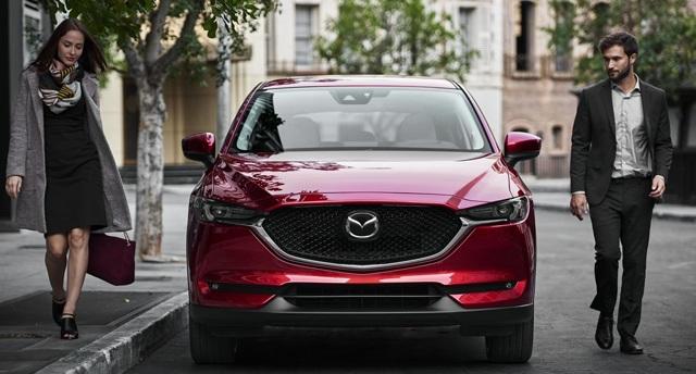 Обзор Mazda CX-3 2016 - 2017