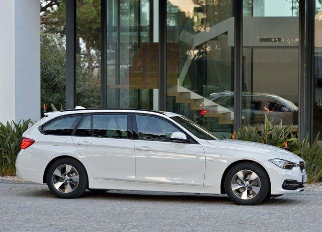 BMW 3 серии 2016: характеристики