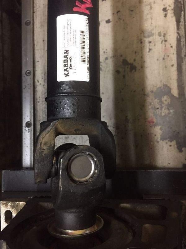 Замена заднего бампера на Ниссан Примера 3 (П12)