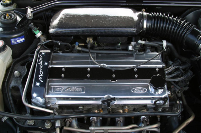 Двигатели Форд Фокус 1