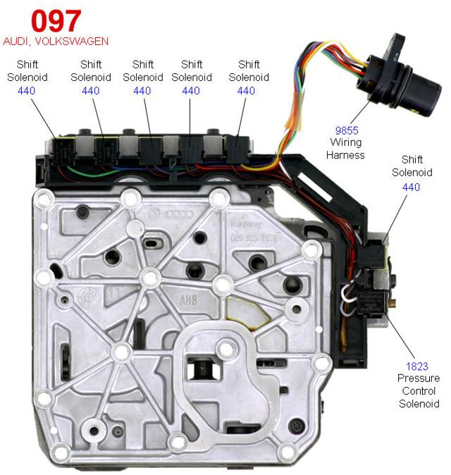 Замена коробки передач Ауди 100 С4
