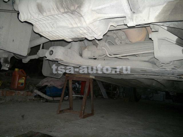 Замена рычага передней подвески Форд Фокус 3