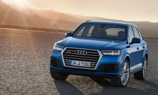 Audi Q7 2015 – 2016: характеристики, фото и видео