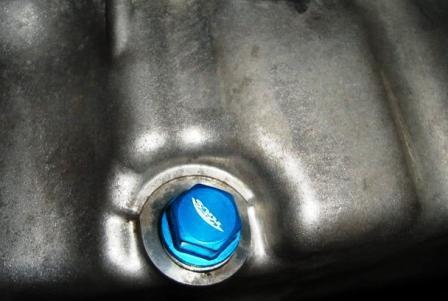 Замена масла в АКПП Мазда 6 (GH)