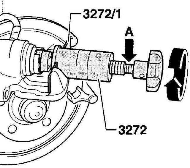 Замена задних тормозных колодок Фольксваген Пассат Б6