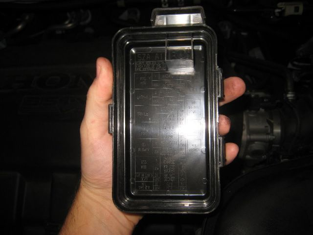 Предохранители и реле Хонда Пилот, 2002 - 2008
