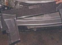 Замена радиатора охлаждения Рено Дастер