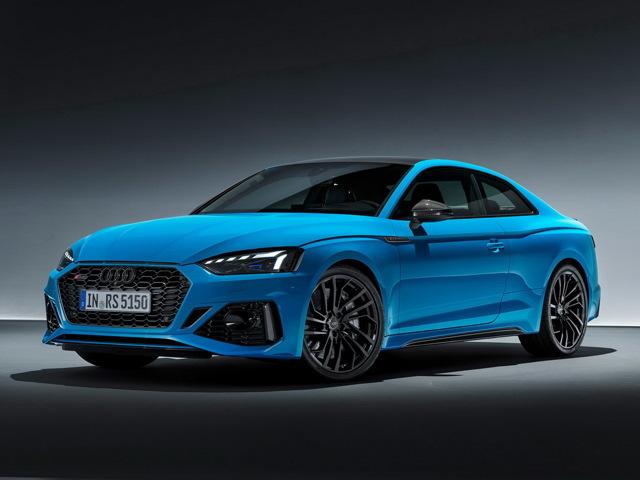 Audi RS5 2014 - обновленная RS5 от Ауди [фото]