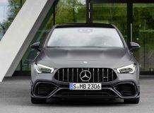 Mercedes CLA 45 AMG Edition 1 2014 [фото]