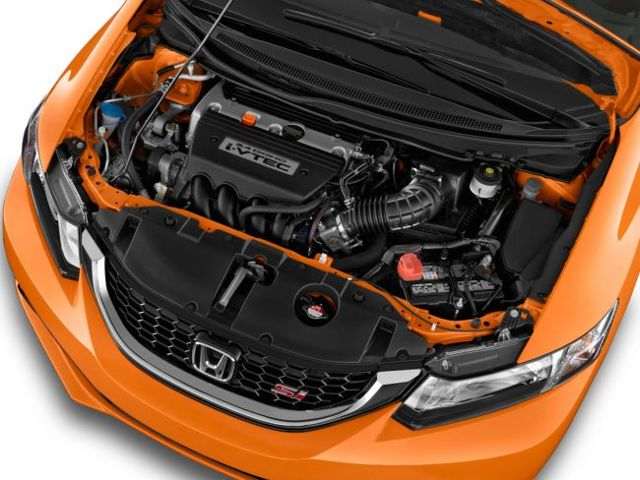 Двигатель Хонда Цивик 8