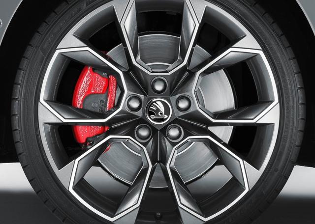 Новая Skoda Octavia RS 2013 [фото]