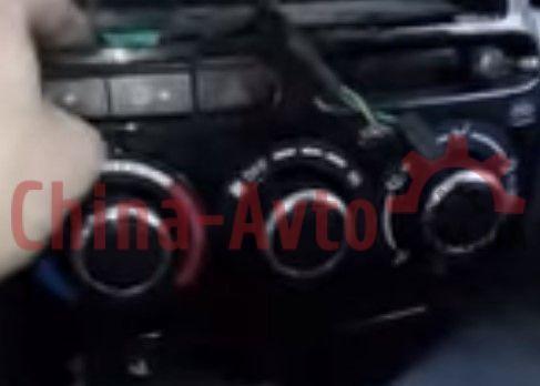 Замена радиатора на Джили MK / МК Кросс